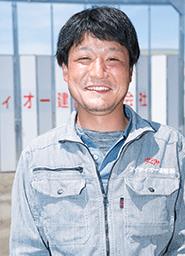 ケイティオー建設 生田 雄大