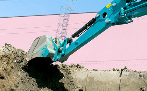 ケイティオー建設 土木一式工事 参考画像